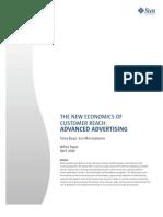 AdvAdvertising- media economics