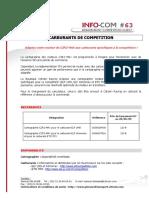 InfoCom N°063  Carburants de Compétition