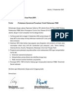 Surat Edaran_PSBB 14 September 2020