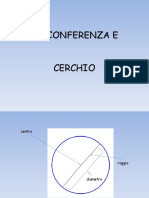 CIRCONFERENZA E Cerchio Completo