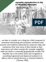 Social demographic reproduction