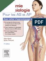 Alain Ramé & Sylvie Thérond - Anatomie Et Physiologie Pour Les as Et AP