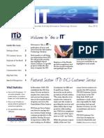ITD Newsletter 2010 05