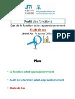 Audit des fonctions_ étude de cas