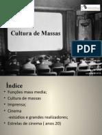 Cultura de Massas 2.0023