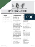Hipertensão V Diretrizes Brasileiras 2006