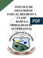 PROTOCOLO DE BIOSEGURIDAD AJUSTADO