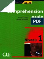 Compréhension Orale - A1 Et A2