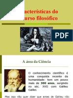 Filosofia e Ciência