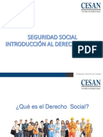 DIAPOSITIVAS INTRODUCCION A LA SEG SOCIAL