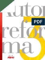 Autorreforma do PSB - Um Passo Adiante