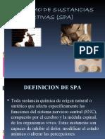 Consumo de Sustancias Psicoactivas (Spa)