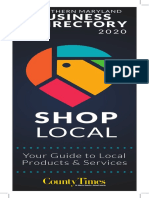 2020 So. Maryland Business Directory