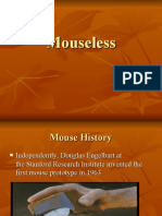 Mouseless Ppt
