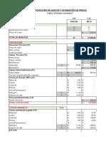 Presupuesto Cursos Argentina