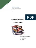 2° año A-B Guía de Castella