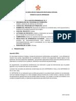 Guía Aprendizaje Pseint 3a