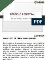 NOCIONES BASICAS DEL REGISTRO