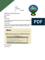 Clasificacion de Empresas Bolivia