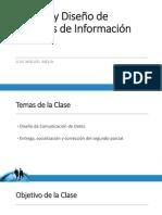 A+D (Clase #12 Diseño Comunicacion de Datos)