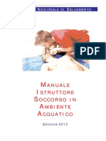 Manuale Istruttore SAA 2012