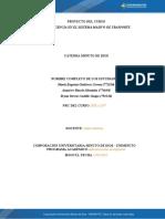 Plantilla - Segunda Entrega - 2021