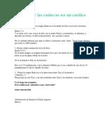 DOCUMENTOS DE RELIGION
