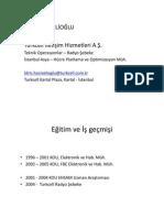 Idris Hacivelioglu_sunum