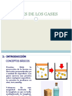 LEYES DE LOS GASES PRESENTACIÓN COMPLETA