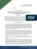 Sentencia No. 1693-17-EP-20