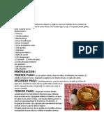 10 recetas de guatemala