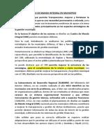 CUADRO DE MANDO INTEGRAL EN MUNICIPIOS