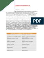 Investigación de Mercados-2
