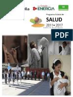 Programa Sectorial de Salud_actualizado a Dic2016