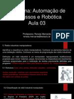 AULA 03 Robótica Renata Mercante
