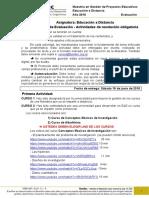 Ead 0 - Protocolo 2018