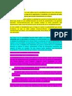 DEIFNICION CONTABILIDAD BANCARIA- VS SECTOR REAL