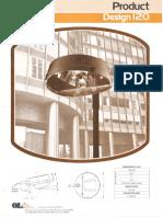 QL Design 120 15G Spec Sheet 1984