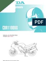 Manual Do Propietrio Cbr 1100xx 96 99