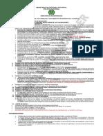 Nuevos Costos Bachiller o Reservista a Patrullero - 201-2021