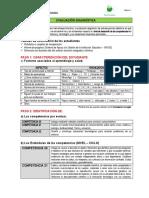EVALUACIÓN DIAGNÓSTICA PROPUESTA_TRES COMPETENCIAS (1) (1)