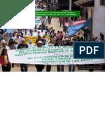 LA RESISTENCIA DE LAS COMUNIDADES DE AYAVACA