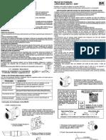 Manual de Instalação, Operação e Manutenção de Ar Condicionado