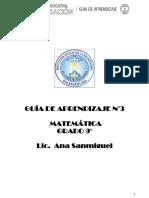 GUIA N° 3 MATEMATICA 9° (f) (1)