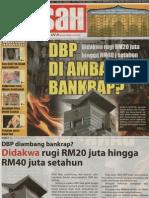 DBP diambang bankrap?