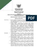 Perdes Nomor 2 Tahun 2021 Tentang Anggaran Pendapatan Dan Belanja