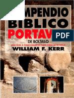 William F. Kerr - Compendio Biblico Portavoz de Bolsillo