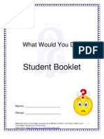 StudentBooklet+what+would+you+doFINAL