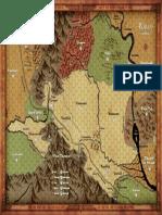Rohan Loremaster's Map (1)