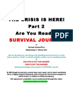 Survival Journal the Crisis is Here 2.3